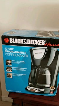 New in box...Coffee maker Mississauga