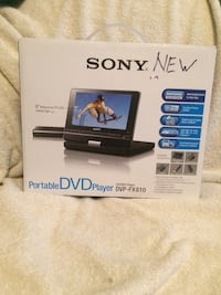 Sony Portable DVD Player Model DVP-FX810 (Brand New)   Fairfax, 22030