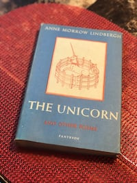 The Unicorn And Other Poems 1956  McAllen, 78501