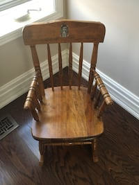 Vintage Child's Rocking Chair Mississauga, L5N 5S5