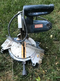 Black and gray craftsman miter saw Gaithersburg, 20877