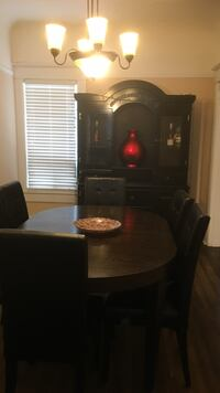 Dining table and China cabinet Toronto, M6H 1H8