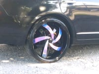 "22""elurre wheels and tires Goldsboro, 17319"