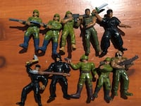 Guts action figures Edmonton, T5Z 3H7