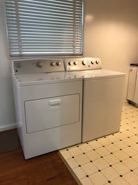 2015 Kenmore washer and dryer. Like new with light use   Raleigh, 27608