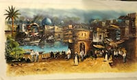 Large Wall Art - Picture Hanging - *Brand New - 4ft x 7ft