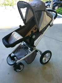 Stroller and carseat (detatches) Vacaville, 95688