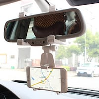 New Car Rearview Mirror Mount Holder Stand Cradle  Vancouver