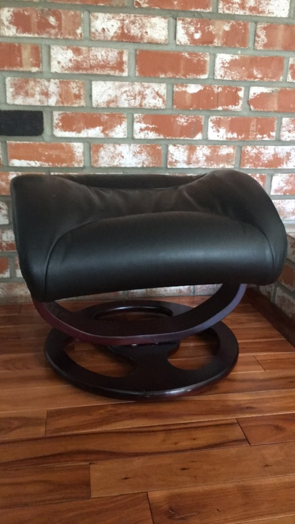Admirable Leather Ottoman Black Lane Furniture Company Evergreenethics Interior Chair Design Evergreenethicsorg