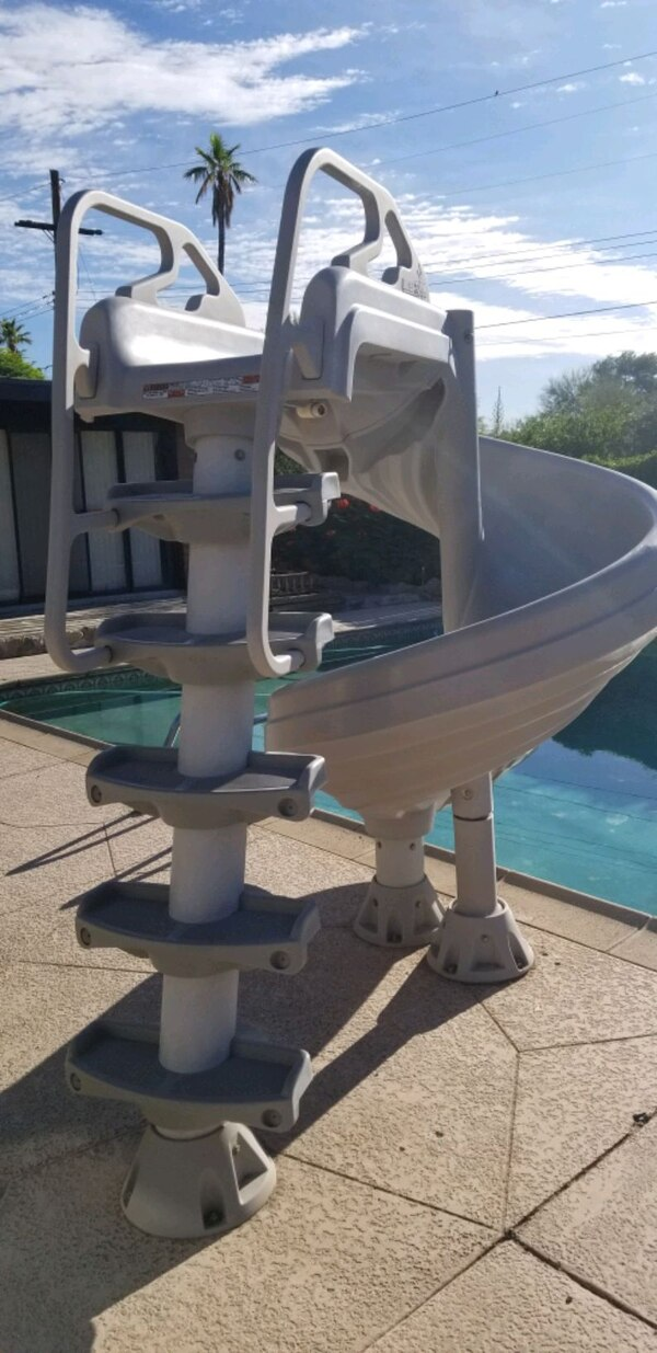 Used Swimming pool slide for sale in Tucson - letgo