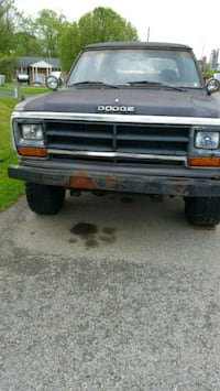 Dodge - Ramcharger - 1989 Hagerstown