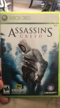Assassin's creed xbox 360 game Elk Grove, 95624