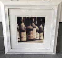 still life photo of wine glass with white frame Wilmington, 28412