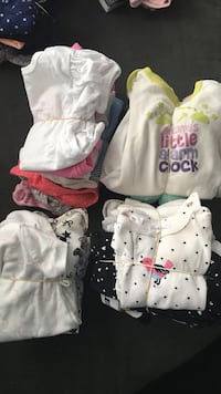 Undershirts for 3 month old girl