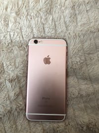 Rosegold iPhone 6s 16gb perfect condition HMU with prices Surrey, V4N 0T8