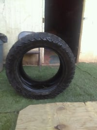 2 Zeetex tires 150 Dalton