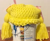 Cabbage Patch Hair Hat, Wig, Hairpigtails handmade North Palm Beach, 33408