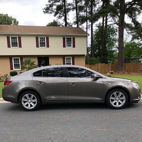 2013 Buick Regal Turbo: Used 2012 Buick Lacrosse Premium *82k Miles For Sale In