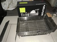MOVING SALE: Simple Human Dish Drying rack Arlington, 22204
