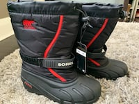 Sorrell Winter Boots brand new size 5Y Toronto, M4L 2W8