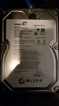 Seagate Barracuda 7200 1TB 3.5 tommer HDD Stavanger, 4032