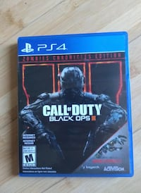 COD black ops 3 for ps4 Toronto