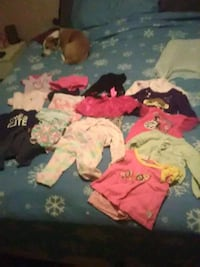 Baby girl clothes size 6-9 mos Summerville, 29483