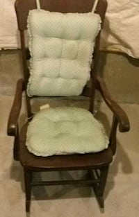 Antique Rocking Chair Troy, 12180
