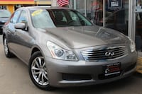 2008 INFINITI G for sale Arlington