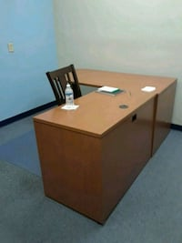 Brown corner desks 2 Kissimmee, 34747