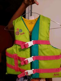 Barbie Life jacket youth 50-90 lbs Baltimore
