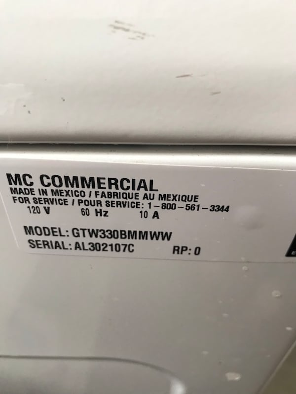 Like brand new washer and dryer b29f5180-5091-4c17-af3e-4389decab5ed