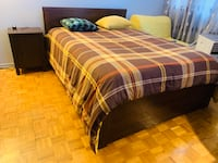 FULL/DOUBLE BED+NIGHTSTAND Toronto, M2M 3T3