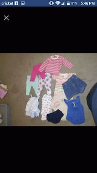 toddler's assorted clothes Bowling Green, 42101