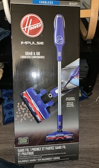 Vacuum Hoover impulse grab and go cordless conscience  Edmonton, T5R 4K3