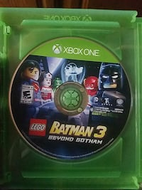 Lego batman 3 for Xbox 1 Lancaster