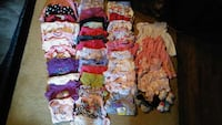 baby girl's assorted clothes Columbus, 43204