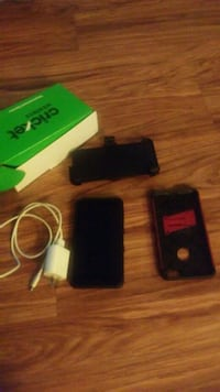 black iPhone 5 with case Knoxville, 37902