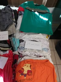 Starting at 25 cent - baby boy clothes (1-2 years) Tucson, 85710