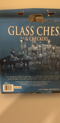 Glass chest game Windsor Mill, 21244