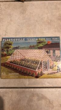Original Plasticville Greenhouse Broomall, 19008