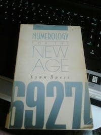 Numerology for the New Age book by Lynn Buess Chilliwack, V2P 4J7