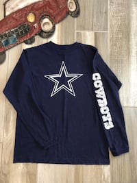 Dallas Cowboys youth Long Sleeve Large Pharr, 78577