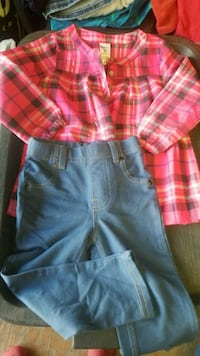 2pc size 2t  Frankfort, 45628