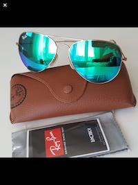 Brand new RayBan gold frame Laval, H7X 3M8