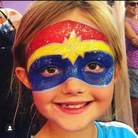 Face Painting & Balloons: One Easy Package!