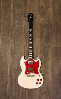 """Epiphone """"1966"""" g400 SG Pro guitar Harpers Ferry, 25425"""