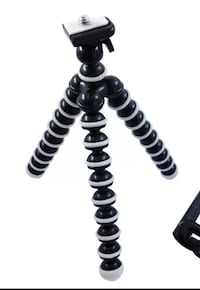 High quality tripod for big camera or phone
