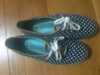 Authentic blue keds with white polka dots.  Fairfax, 22031