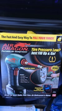 air dragon portable air compressor  Oakland, 94610